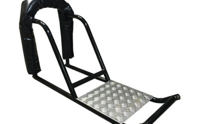 MUDNOSE RUCK SLED